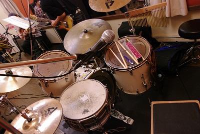 ドラム on カホン